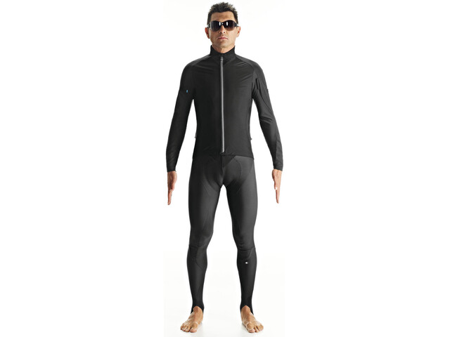 assos iJ.haBu Jacket Men Black Volkanga